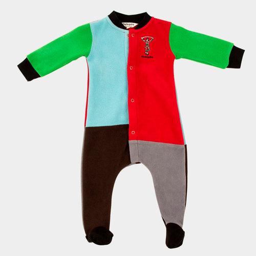 Harlequins Infant Sleepsuit