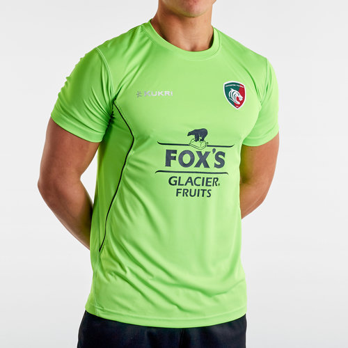 Leicester Tigers 2019/20 Players Training T-Shirt