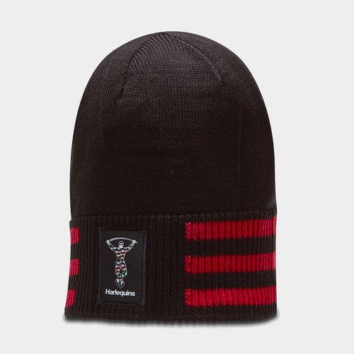 Harlequins 2019/20 Rugby Beanie Hat