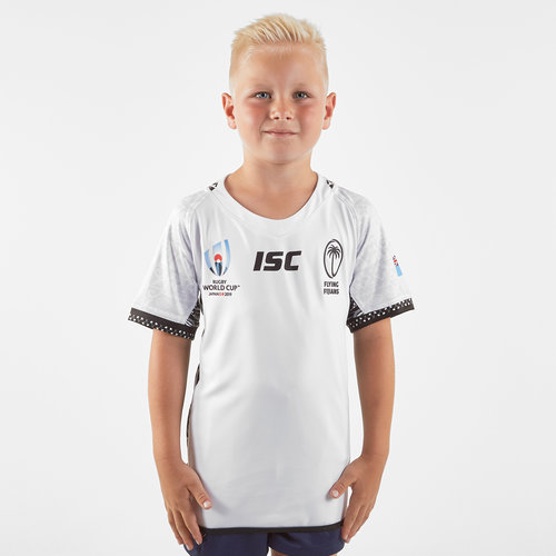 Fiji RWC 2019 Kids Home S/S Shirt