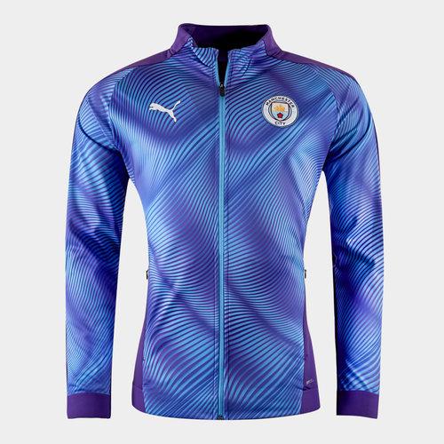 Manchester City 19/20 Stadium League Football Jacket