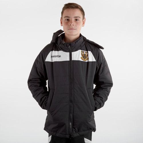 Northampton Saints 2018/19 Kids Helsinki Rugby Jacket