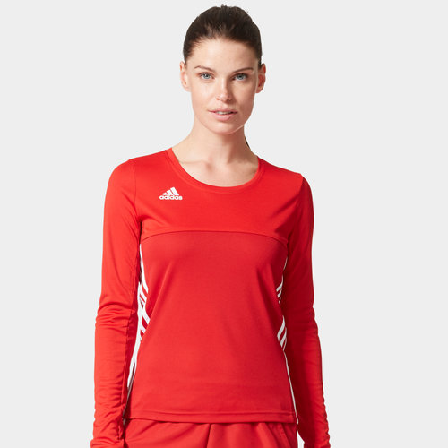 T16 Ladies ClimaCool L/S T-Shirt