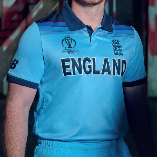 England 2019 World Cup Champions Ladies SS Cricket Shirt