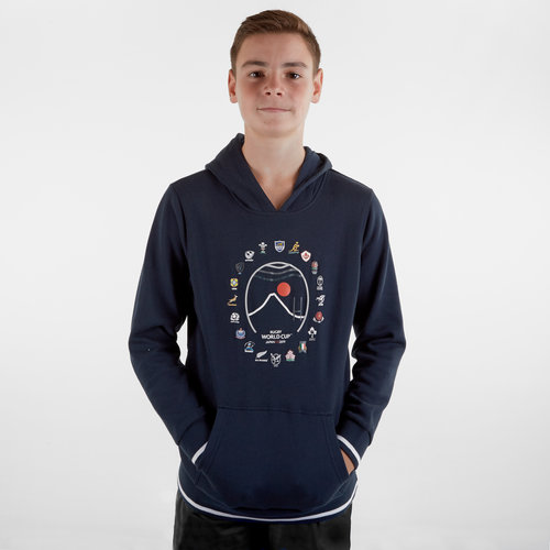 RWC 2019 20 Nations Kids Hooded Sweat