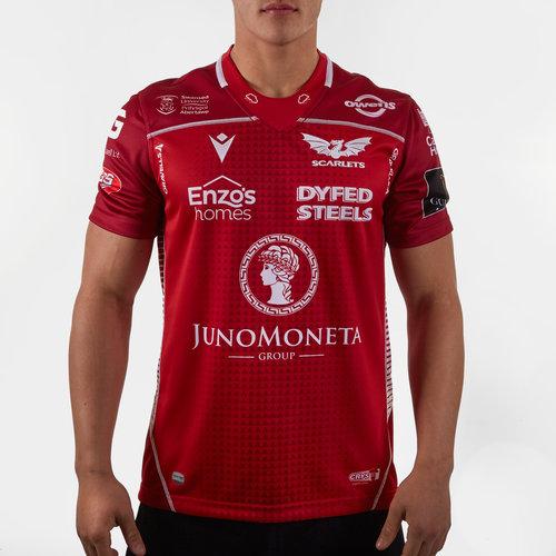 Scarlets 2019/20 Home S/S Replica Shirt