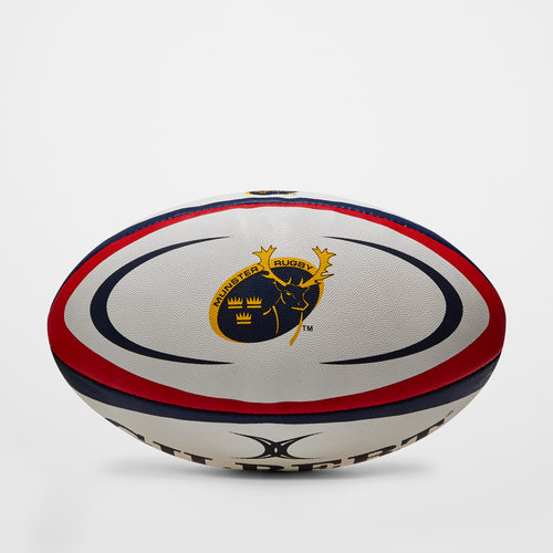 Munster Official Replica Rugby Ball