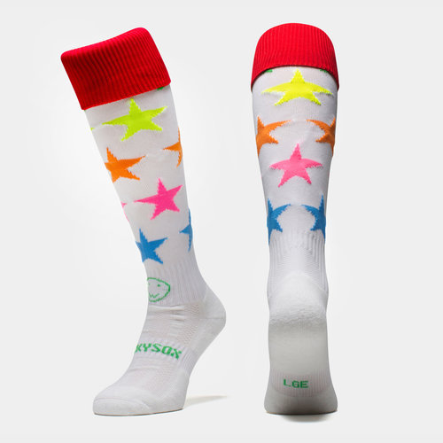 Wackysox Neon Stars Socks