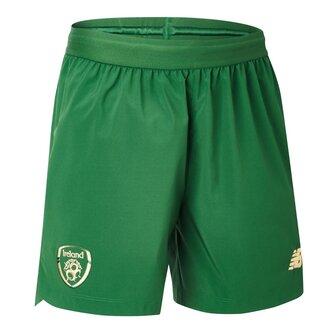 Ireland Home Shorts 2020