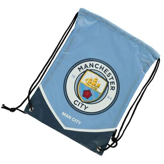 Manchester City Football Gym Bag