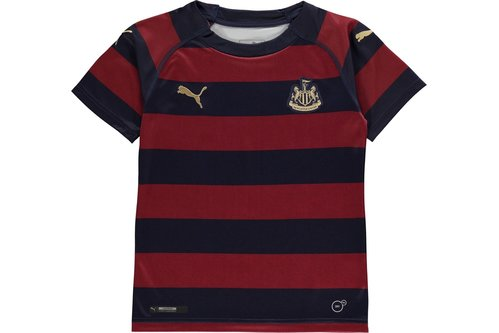 Newcastle United Away Shirt 2018 2019 Junior