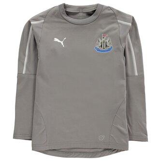 Newcastle United Training Sweatshirt 2018 2019