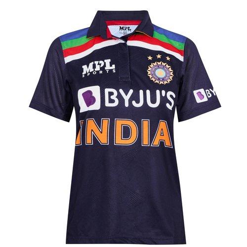 India ODI Shirt 2021 Ladies