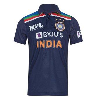 India Stadium Cricket Shirt Mens