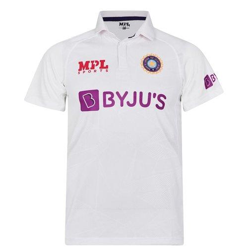 India Test Shirt 2021 Mens