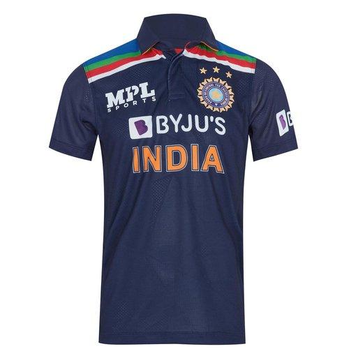 India Virat Kohli ODI Shirt 2021 Mens