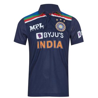 India ODI Shirt 2021 Mens