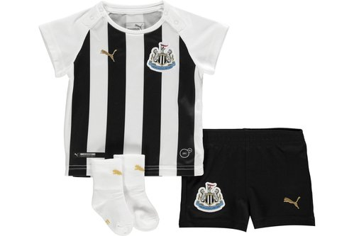 Newcastle United Home Baby Kit 2018 2019