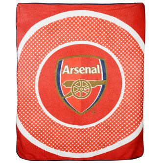 Arsenal Fleece Blanket