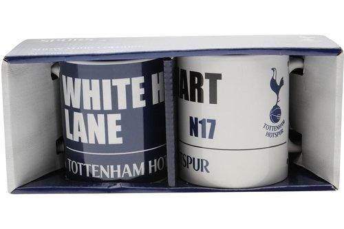Tottenham Hotspur Twin Mug Set