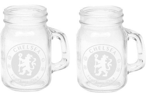 2 Pack Mason Jar Shot Glasses