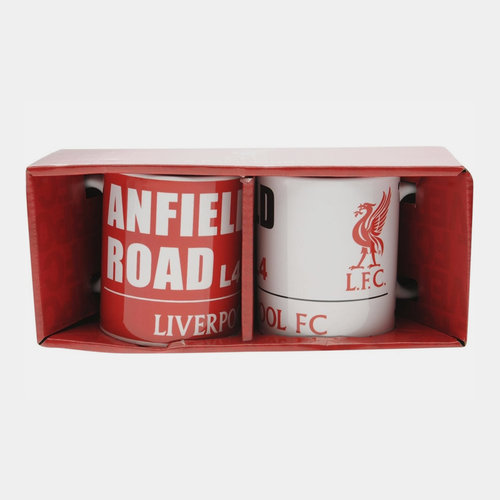 Liverpool Twin Mug Set