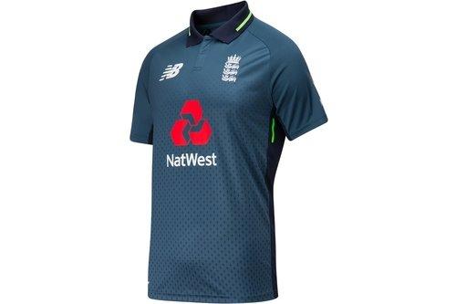 2018/19 England Cricket Junior ODI Replica Shirt