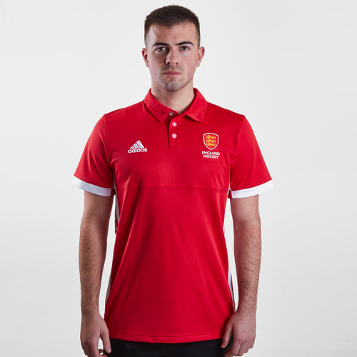 England Hockey World Cup Men's Supporters Polo