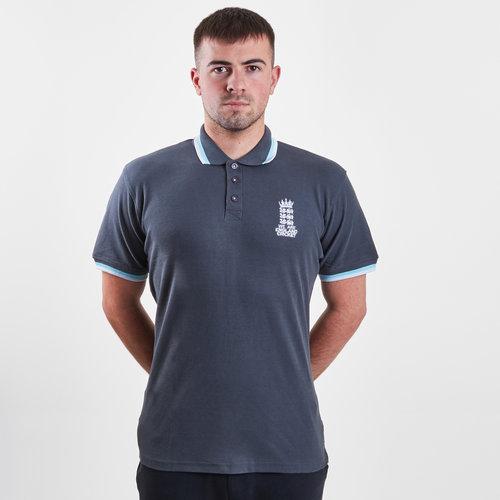 Pique Short Sleeve Cricket Shirt Mens